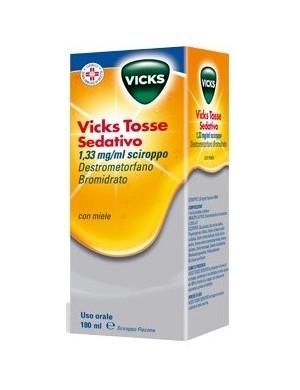 VICKS TOSSE SEDATIVO