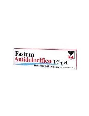 FASTUM antidolorifico gel 1%