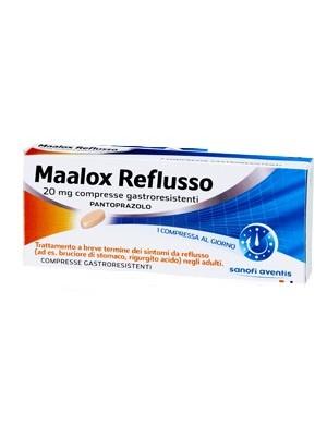 MAALOX REFLUSSO compresse
