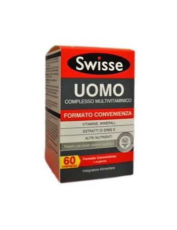 SWISSE UOMO COMPLESSO MULTIVITAMINICO