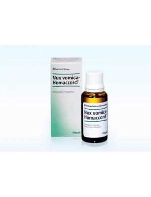 NUX VOMICA HOMACCORD 30 ml gocce HEEL