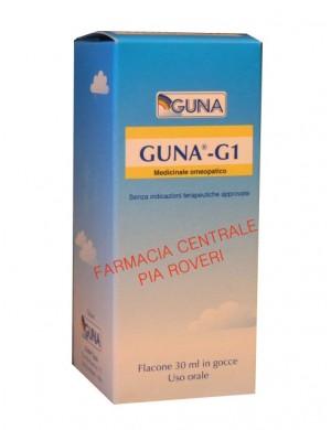 Guna G1 gocce 4 ch 30 ml