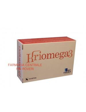 KRIOMEGA 3 30 capsule Biofarmex