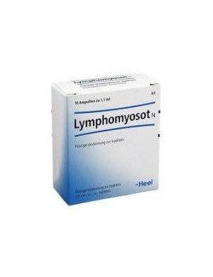 LYMPHOMYOSOT fiale 1,1 ml HEEL